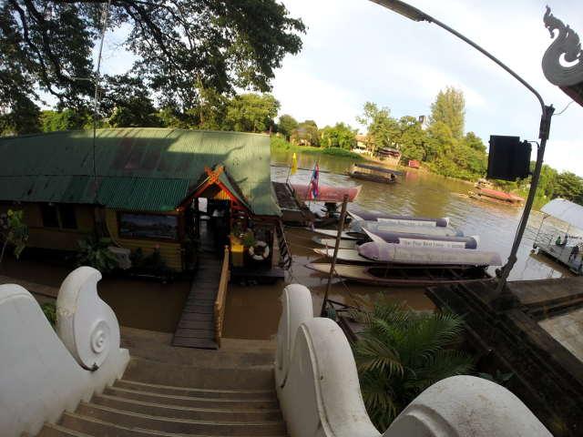 Bootsanleger Chiang Mai River Cruise