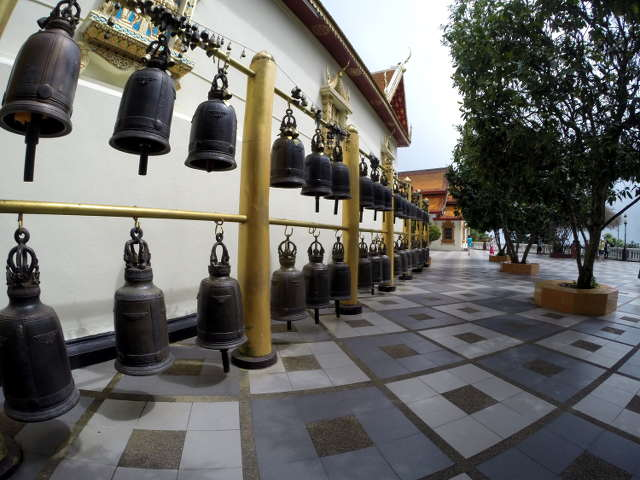 Wat Phra That Doi Sunthep
