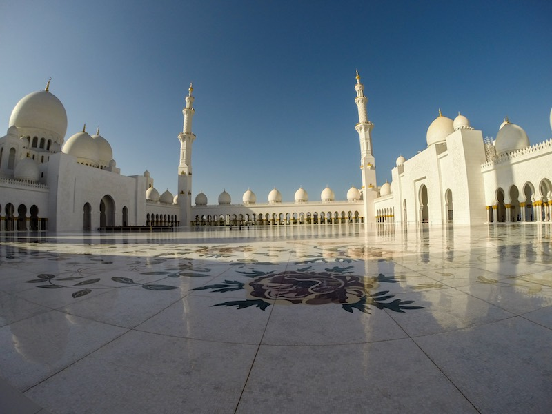 Sheikh Zayid Moschee
