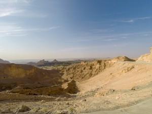 Al Ain Jebel Hafeet Mountain