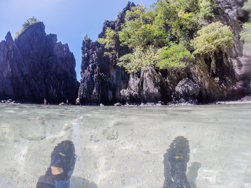 Island Hopping El Nido Tour C Secret Beach
