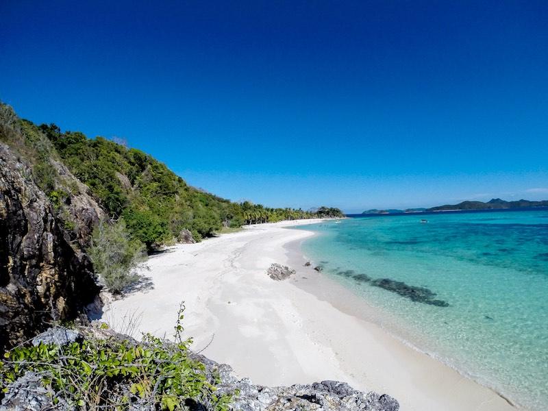 Island Hopping Coron Expedition C Malcapuya Island