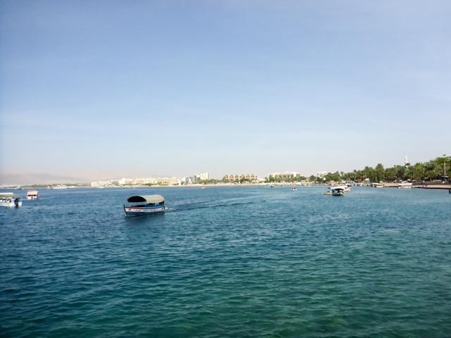 Glasbodenboote-Aqaba