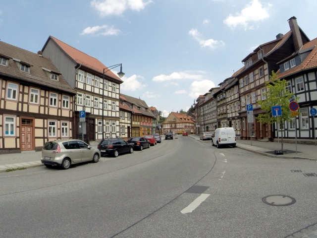 Hauptstrasse-Wernigerode