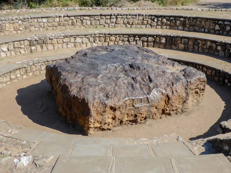 Hoba-Meteorit-07