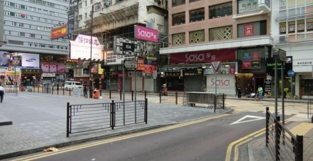 Eine Stadtrundfahrt mit Big Bus Tours durch Hong Kong 10