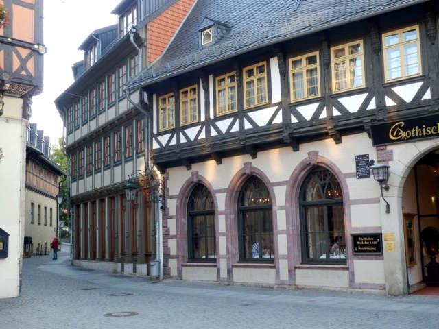Hotel-Gothisches-Haus