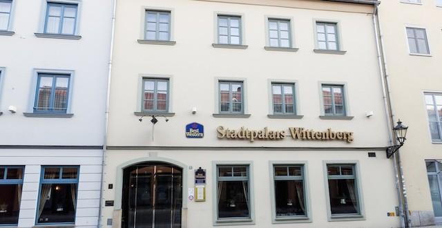 Lutherstadt Wittenberg - Best Western Hotel Stadtpalais 1
