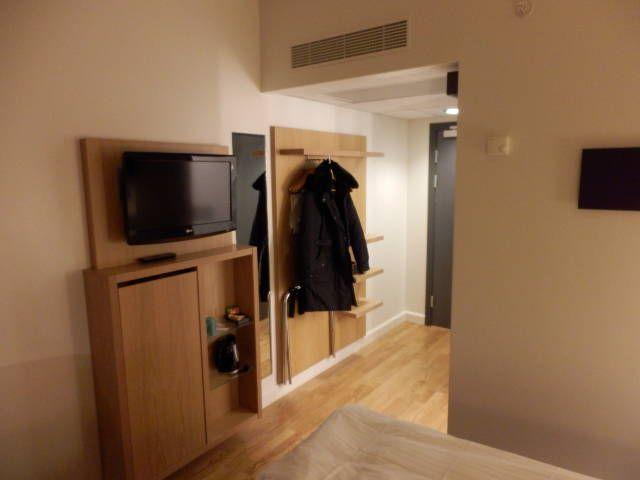 Das Zimmer im Park Inn Oslo