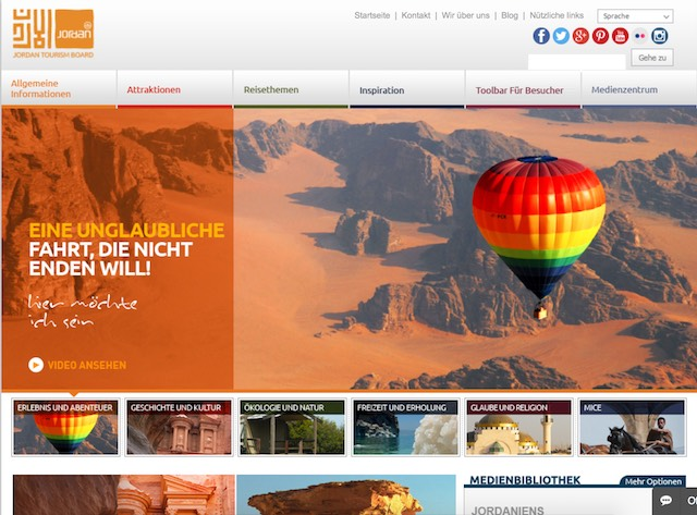 Jordan-Tourism-Board