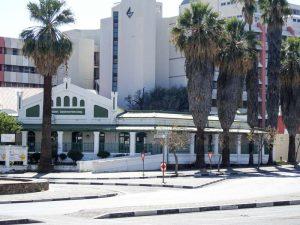Kaiserliche-Landvermessung-Windhoek