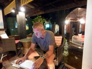 auf Koh Ngai am Abend