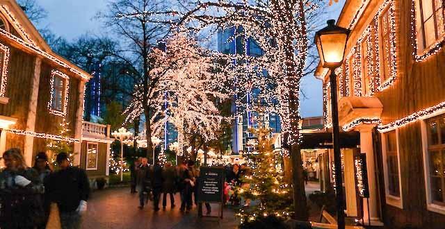 Vergnügungspark Liseberg - Besuch auf dem Weihnachtsmarkt (Blogger-Reise) 1