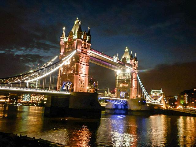 London bei Nacht 01