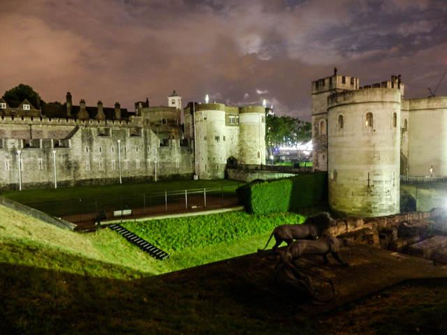 London bei Nacht 10