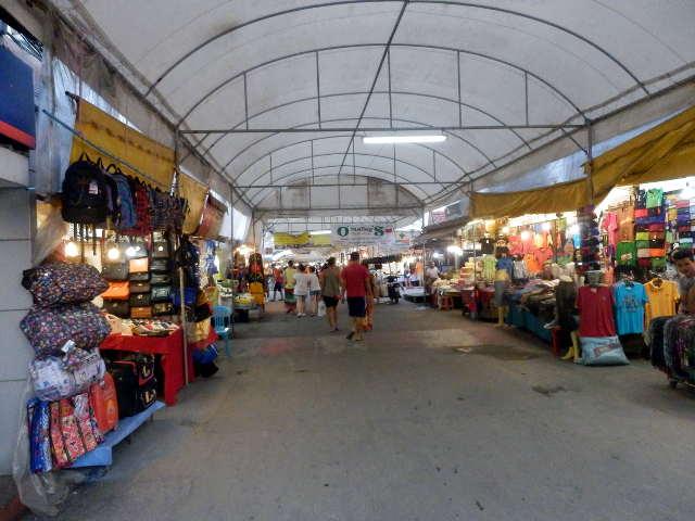 Nachtmarkt-Chiang-Mai