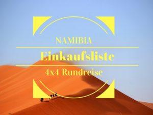 Namibia-einkaufen