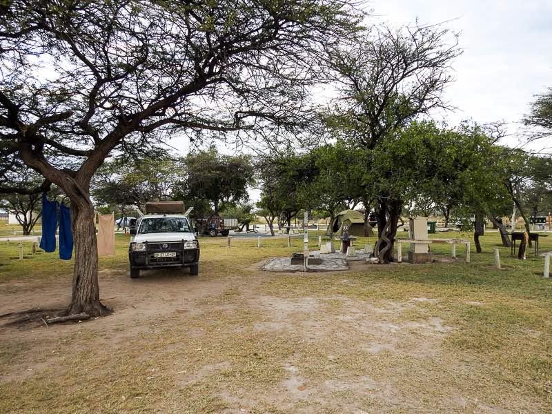 Namutoni-Campsite