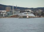 Oslo-Bootsfahrt