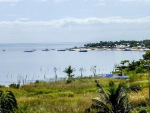 Malapascua Blick auf den Bounty Beach