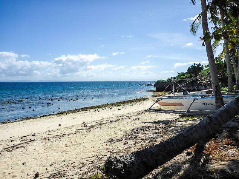 Malapascua Strand