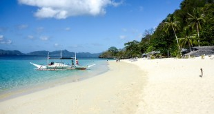 El Nido Tour A 7 Commandos Beach