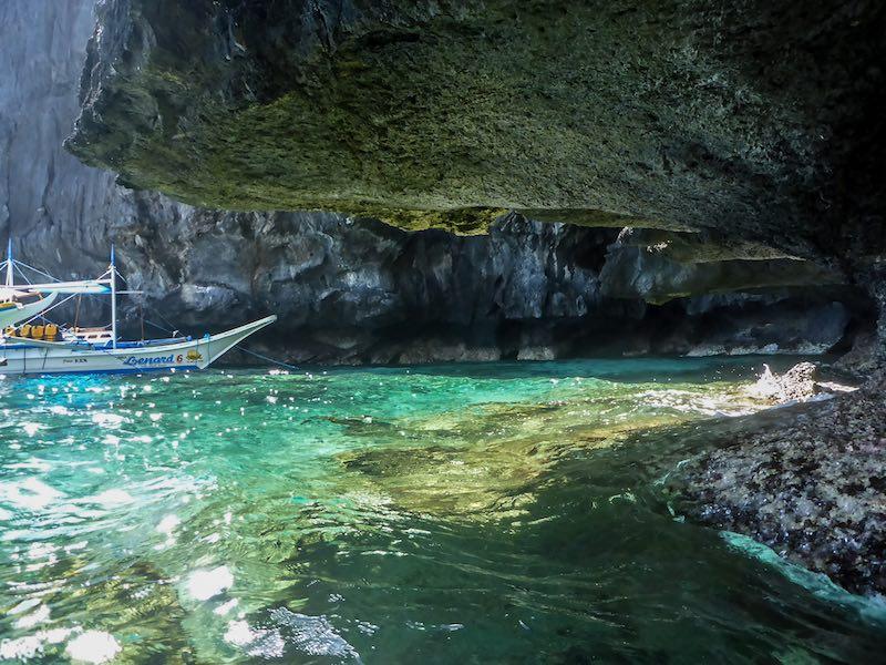 El Nido Tour A Secret Lagoon