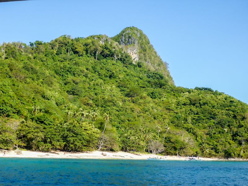 Island Hopping El Nido Tour C Helicopter Island