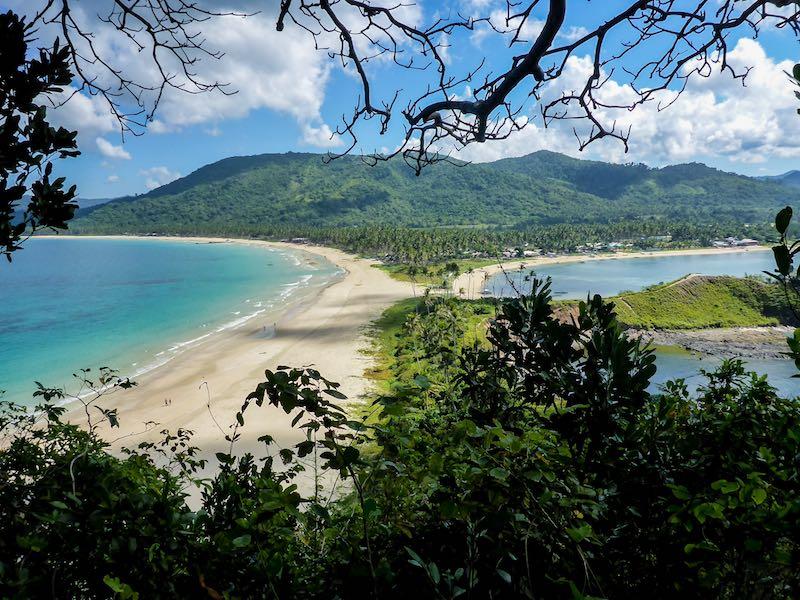 El Nido Nacpan Calitang Twin Beach
