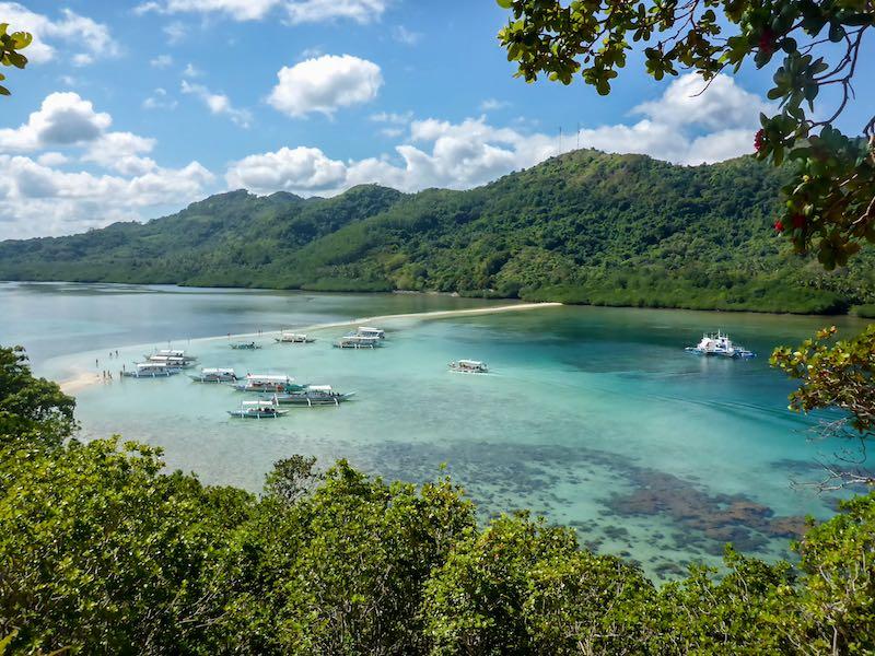 El Nido Tour B Snake Island