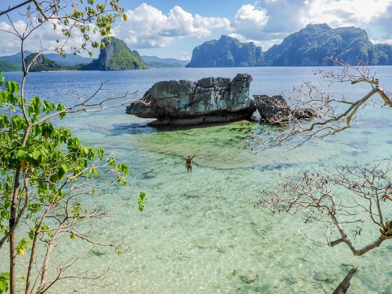 El Nido Tour B Pinagbuyutan Island