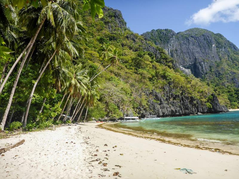 Island Hopping El Nido Tour D Pasandigan Beach
