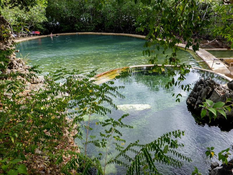 Coron Hot Springs
