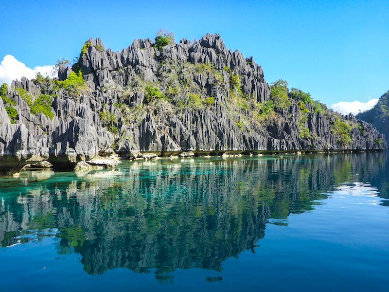 Landschaft Philippinen