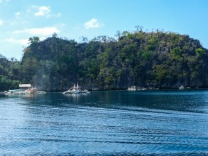 Coron Island Hopping Tour B Skeleton Wreck