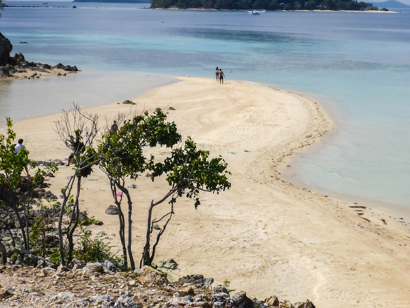Island Hopping Coron Expedition C Bulod Dos Island