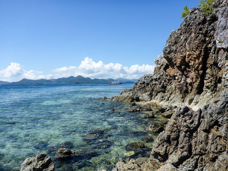 Island Hopping Coron Expedition C Banana Island