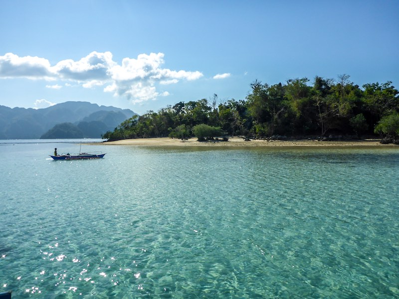 Coron Island Hopping CYC Beach