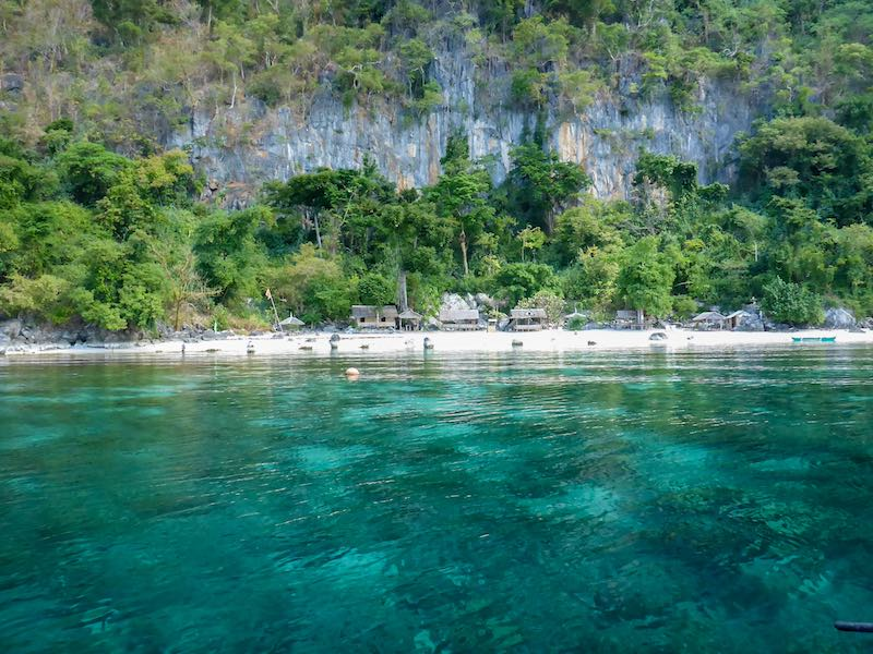 Coron Island Hopping Tour A Atwayan Sunset Beach
