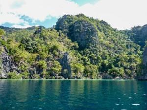 Coron Island Hopping Tour A Green Lagoon