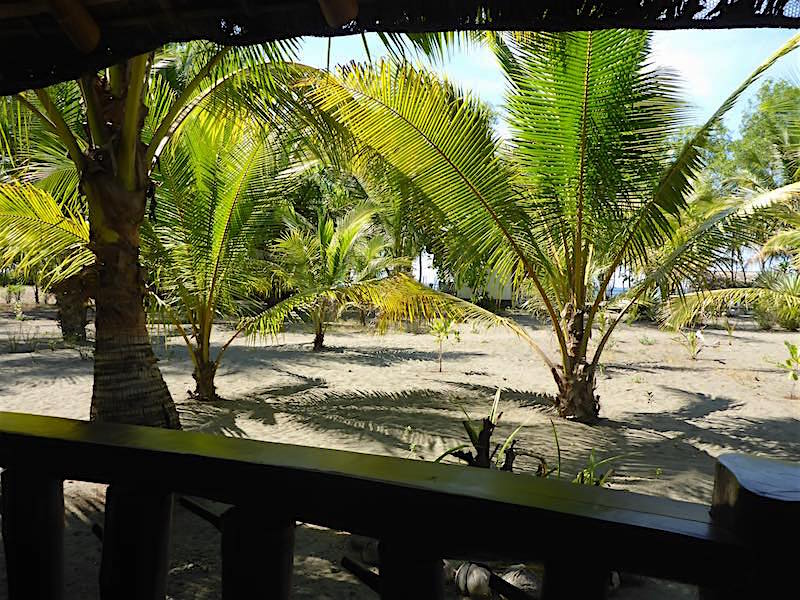 Strand Aussicht