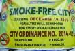 Rauchverbot San Fernando La Union