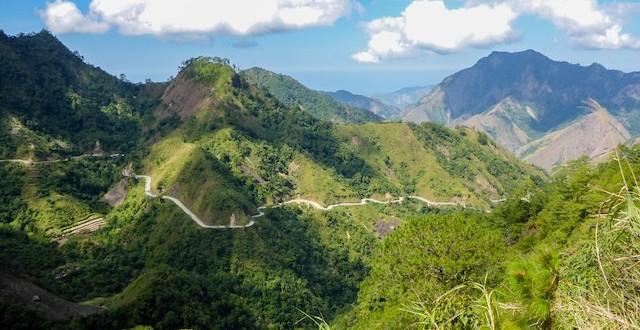 Philippinen Besang Pass