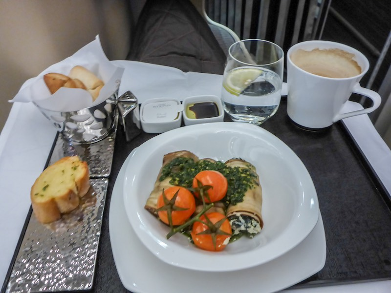 Essen Business Class Etihad