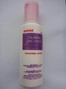 Calamine Zinc Oxide