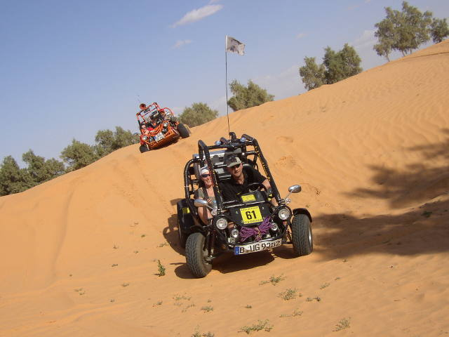 Sahara Buggy Tour 2008