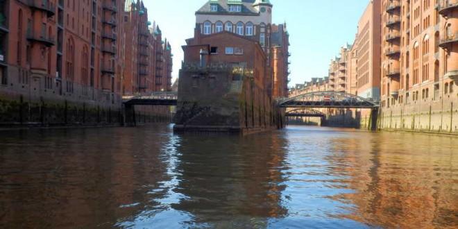 Historische Fleetfahrt Hamburg