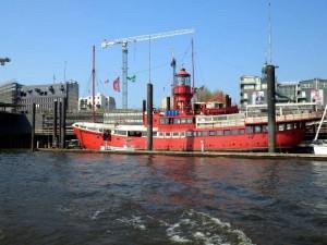 Das Feuerschiff - Außenansicht -