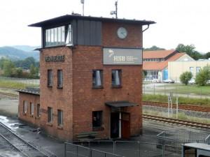 Stellwerk Harzer Schmalspurbahn Wernigerode
