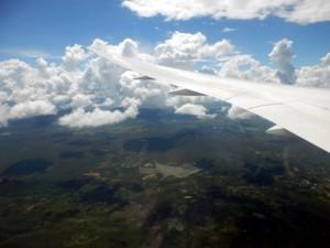 Flug von Bangkok nach Chiang Mai mit ThaiAirways